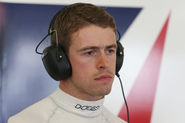 Crash in Le Mans: Paul di Resta