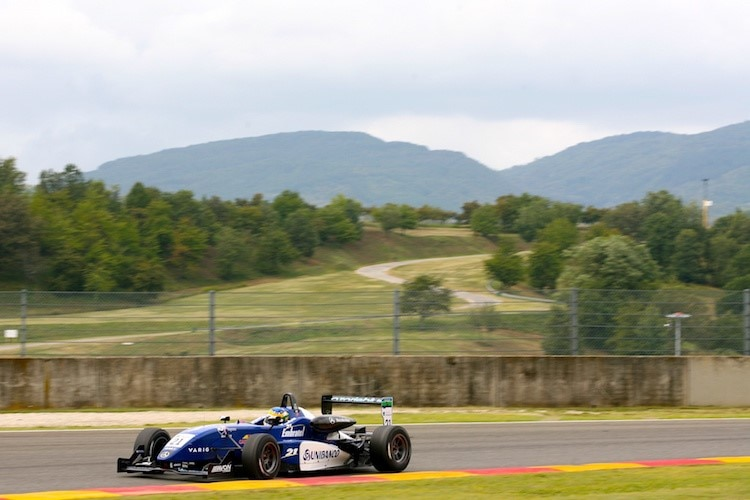 Bruno Senna 2006 in Mugello
