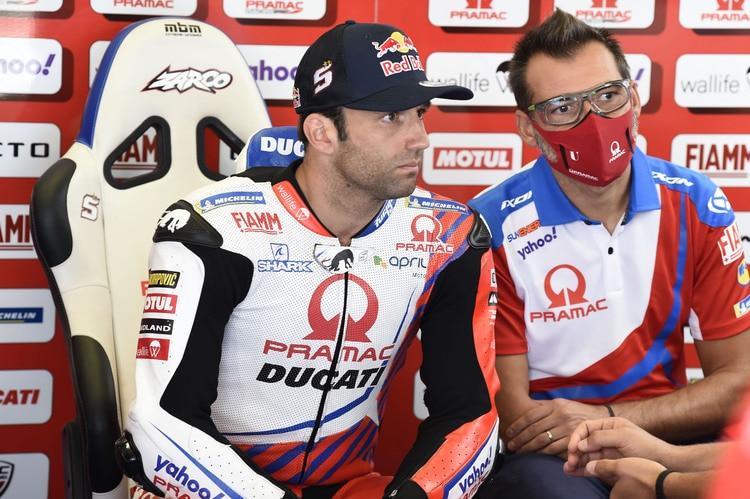 Johann Zarco avait besoin d'un regain de motivation pour le GP d'Autriche