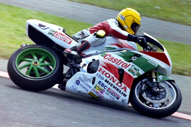 Joey Dunlop 1995 (Honda RC45 - North West 200)