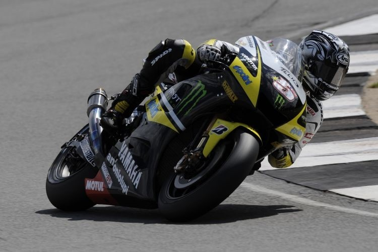 Colin Edwards: Platz 6 im Qualifying.