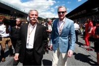 Sean Bratches (re.) und Chase Carey