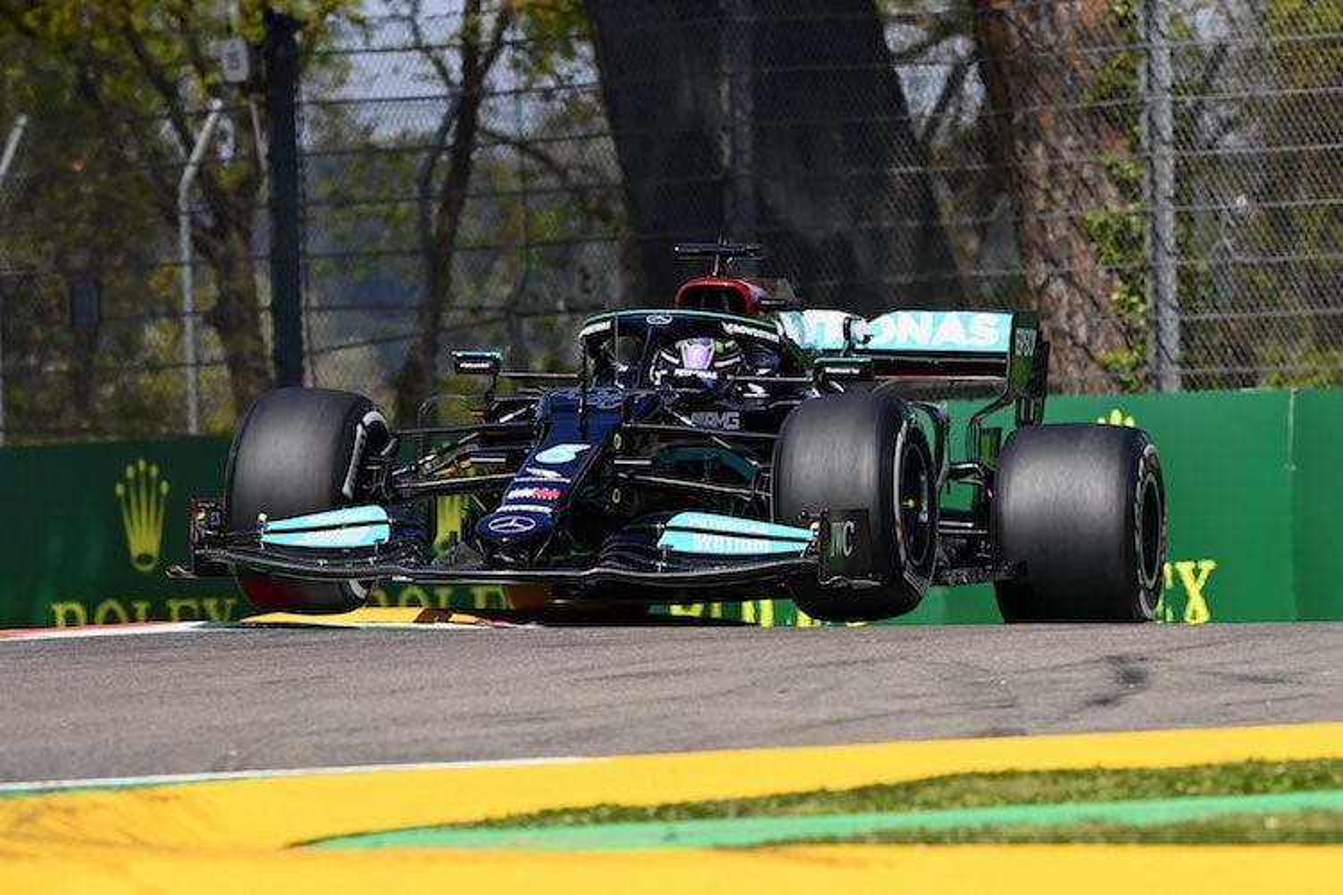 Lewis Hamilton: Zweifel wegen Max Verstappen