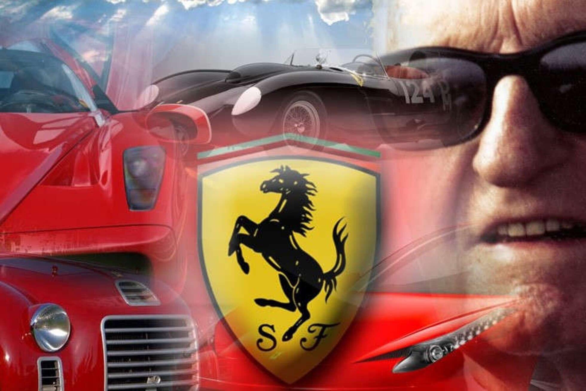 Enzo Ferrari Film Hugh Jackman Statt Christian Bale Formel 1 Speedweek Com