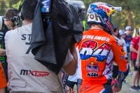Jeffrey Herlings will in Assen starten