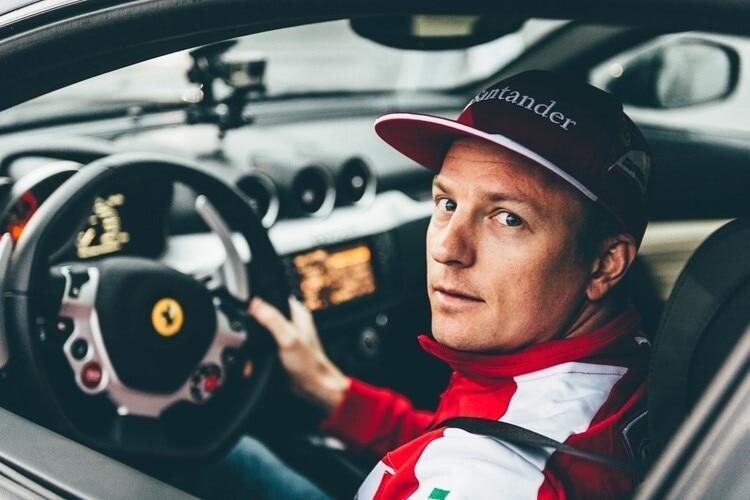Räikkönen Instagram