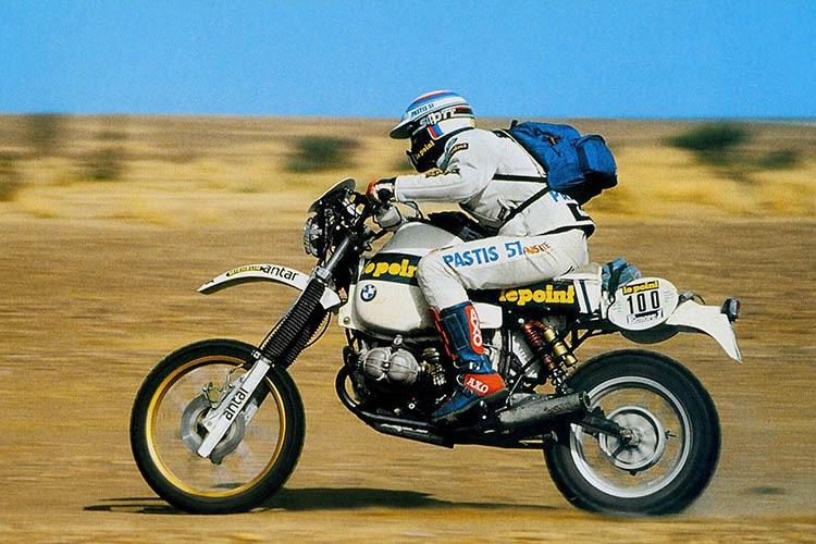 Paris-Dakar-Legende Hubert Auriol (68) gestorben / Dakar Moto -  SPEEDWEEK.COM