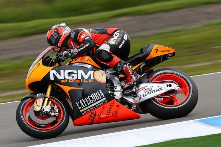 Colin Edwards in Assen