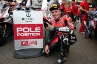 Scott Redding fuhr in Donington Park die Bestzeit