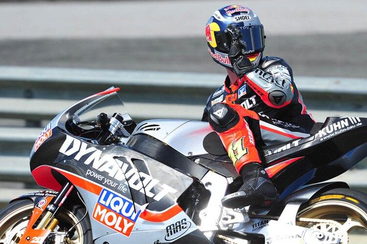 Moto2 Heute