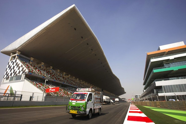 Der Buddh International Circuit
