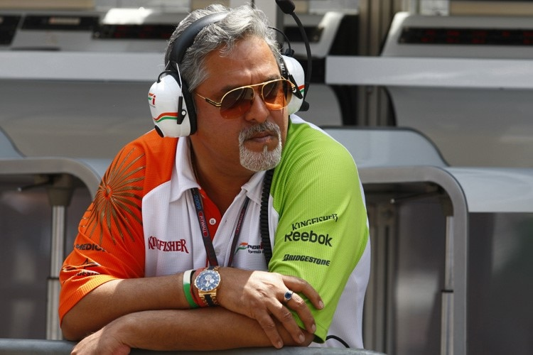 Teamchef Vijay Mallya (Force India)
