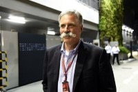 Formel-1-CEO Chase Carey in Singapur