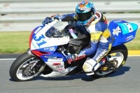 Sarah  Heide tritt erneut in der IDM Supersport an