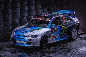 Der Ford Escort RS Cosworth von Ken Block