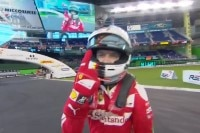 Sebastian Vettel gewinnt den Nationen-Cup des Race of Champions in Miami