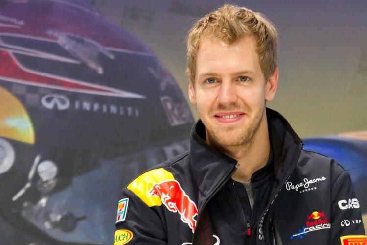 Sebastian Vettel Adresse