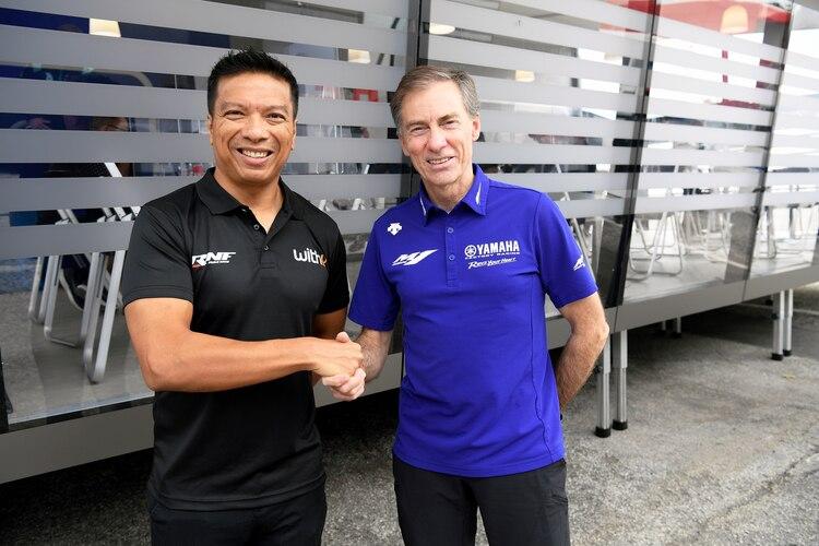 RNF-Team vereinbart Yamaha-Vertrag für nur ein Jahr