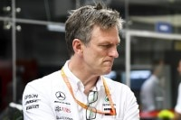 Mercedes-Technikchef James Allison