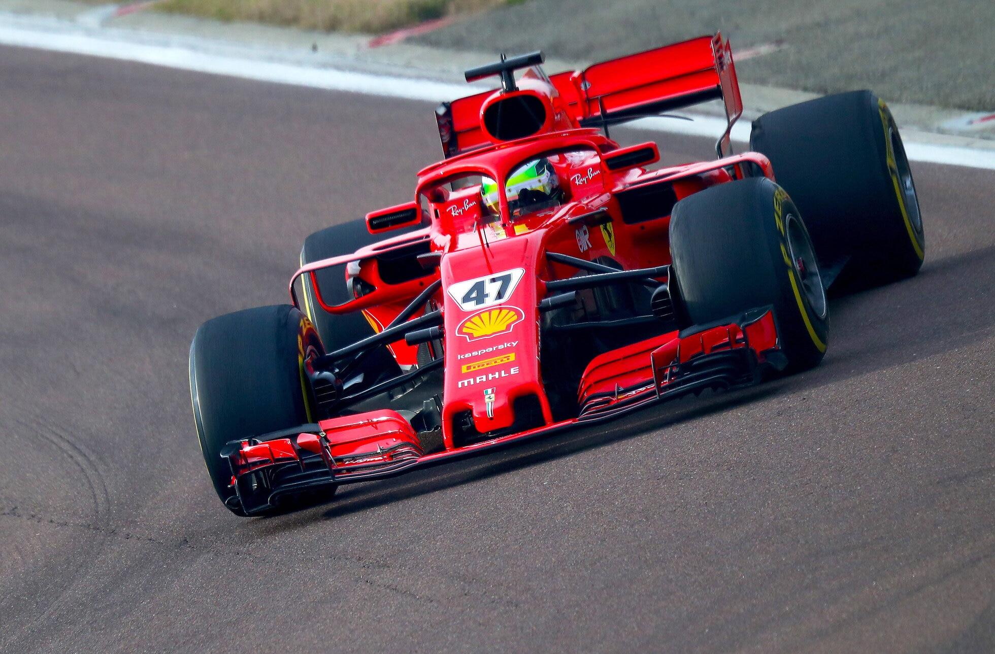 Flotte Nummern: Geheimnisse von Schumi, Vettel & Co.