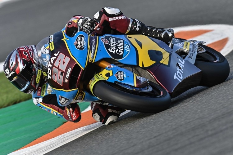 Sam Lowes mit positiver Trendwende 2020.