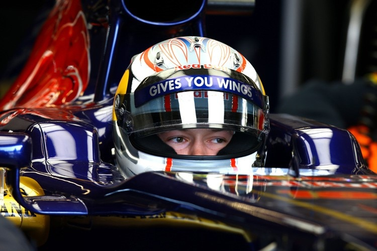 Kvyat Formel 1