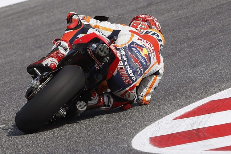 Marc Márquez in Misano