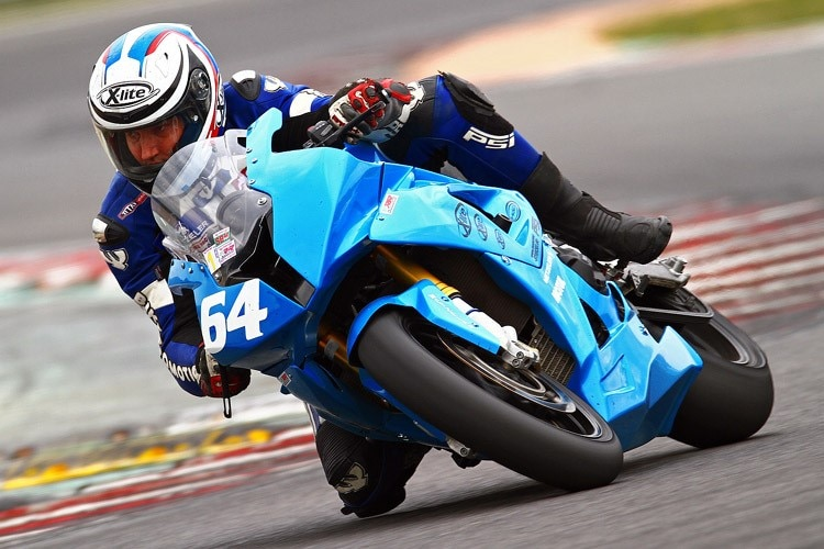BMW S 1000 RR Cup 2013