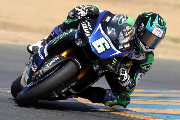 Cameron Beaubier, der US-Superbike-Champion 2018