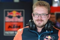 Sebastian Risse, Technical Director von Red Bull KTM