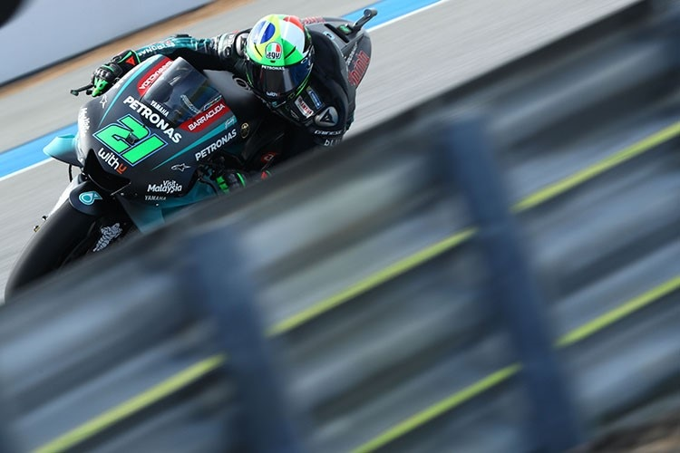 Franco Morbidelli in Buriram: 4. Startplatz