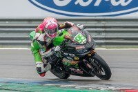 Gaststarter Scott Deroue war in Assen Doppelsieger der IDM Supersport 300