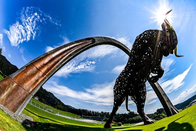 Pendant deux week-ends, le Red Bull Ring est le centre du championnat du monde moto