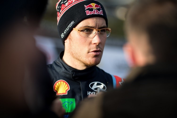 Thierry Neuville will in Mexiko endlich siegen