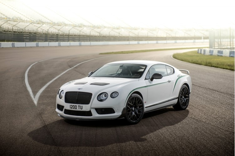Der Bentley Continental GT3-R