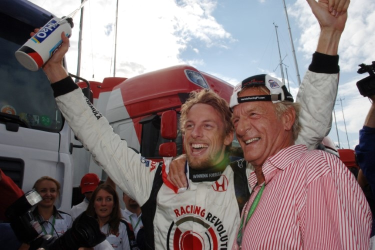 Jenson Button 2006