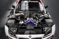 Der BMW P63 Turbo-Motor, BMW M6 GT3