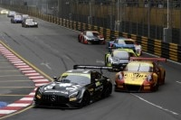 Der Mercedes-AMG GT3 beim FIA GT World Cup in Macau