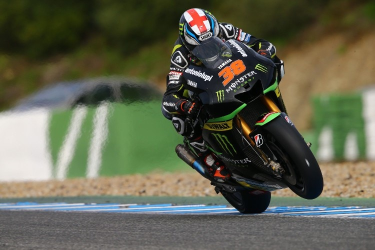 Tech3-Yamaha-Pilot Bradley Smith