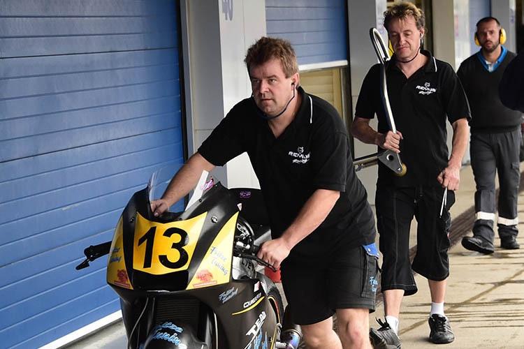 Fritze Tuning: Mit Remy Gardner in Moto2-EM?/Moto2 SPEEDWEEK