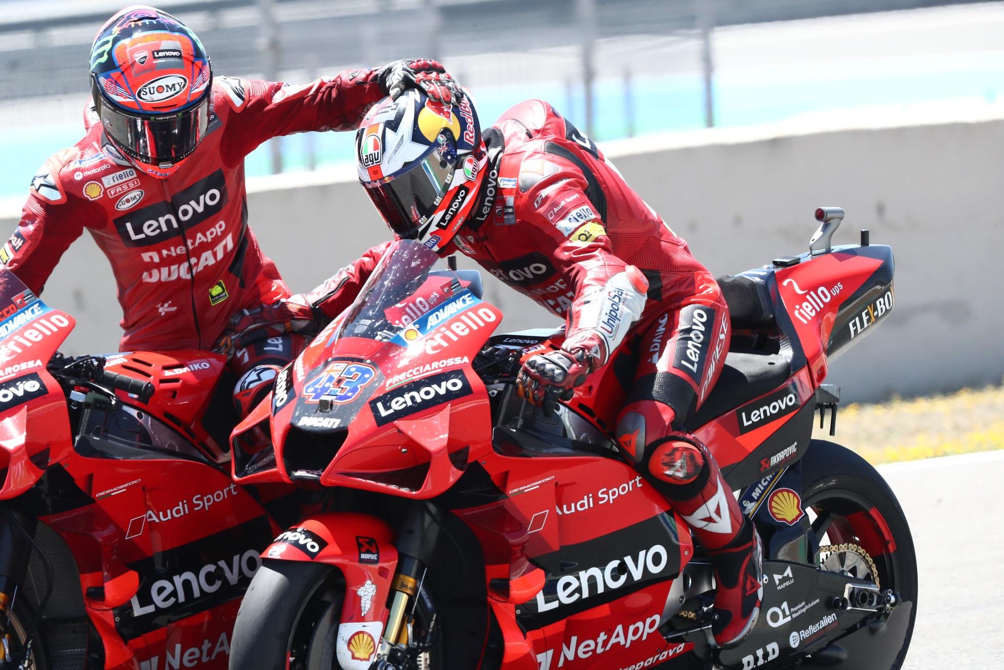 Assen: Ducati auf dem Papier nur Außenseiter