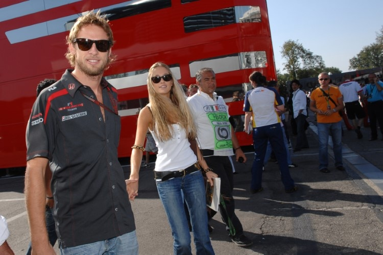 Jenson Button 2007