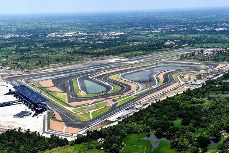 Der Chang International Circuit stammt aus der Feder des Strecken-Architekten Hermann Tilke