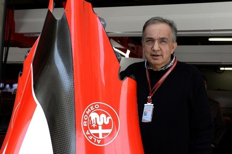 Sergio Marchionne, Chef des Fiat-Chrysler-Konzerns