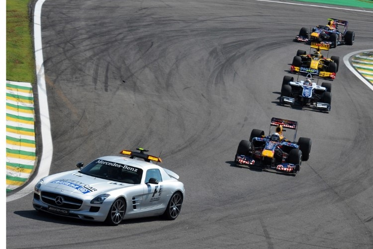 Safety-Car-Phase wurde abermals modifiziert