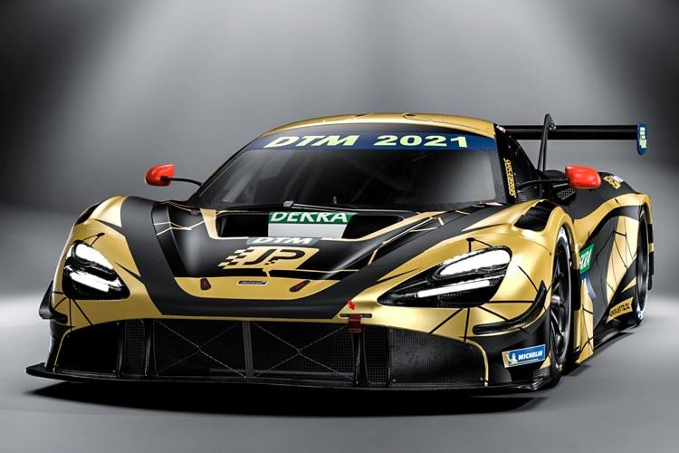 DTM: Klien und JP Motorsport kommen mit McLaren / DTM ...