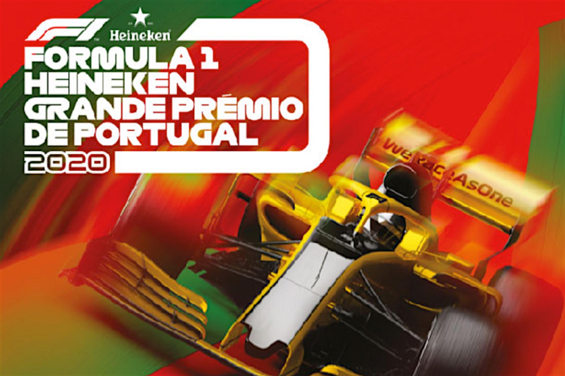 Corona Alarm In Portugal Gp Jetzt Als Geisterrennen Formel 1 Speedweek Com