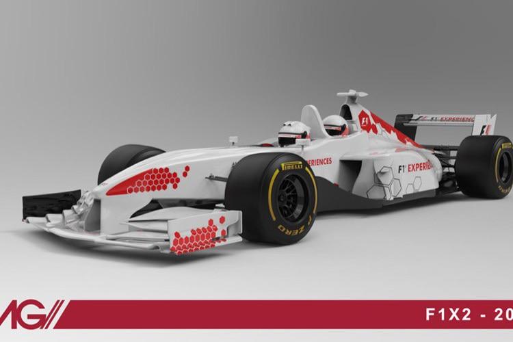 Formel 1 Zweisitzer