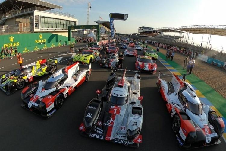 24h Le Mans Live Stream