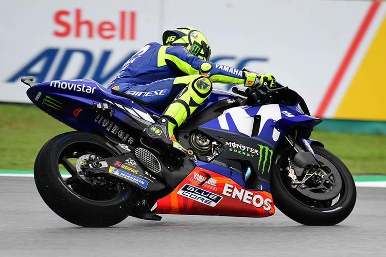 Strafe Für Rossi